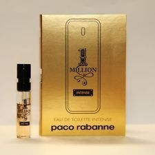 Amostra Paco Rabanne 1 Million Eau de Toilette Masculino 1.5ML