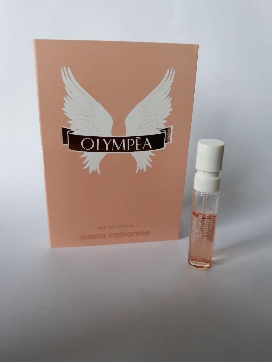 Amostra Paco Rabanne Olympea Eau de Parfum Feminino 1.5ML