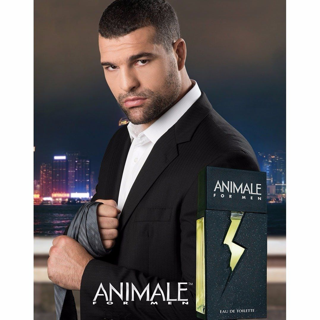 Animale Eau de Toilette Perfume Masculino