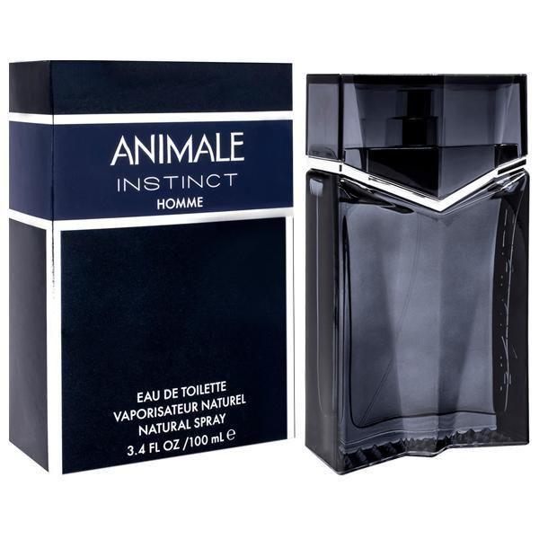 Instinct Animale Eau de Toilette Perfume Masculino