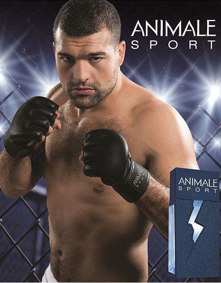 Sport Animale Eau de Toilette Perfume Masculino