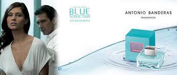 Blue Seduction Antonio Banderas Eau de Toilette Perfume Feminino