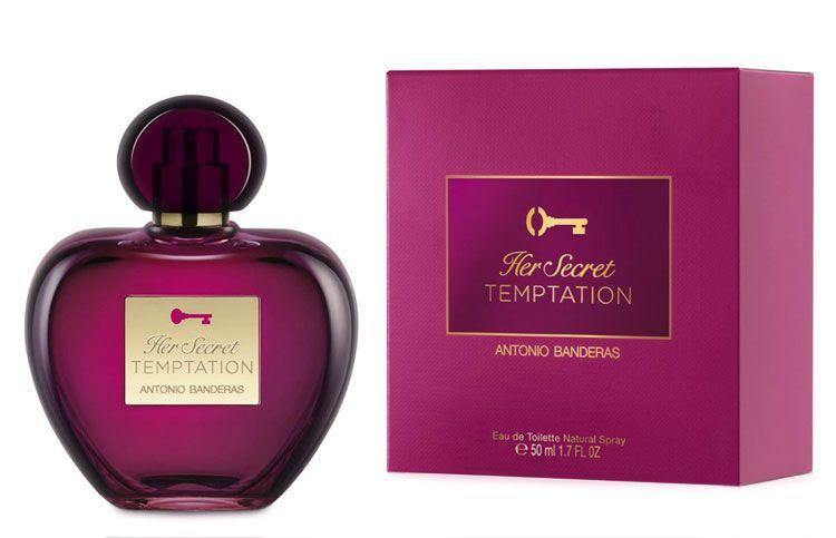 Secret Temptation Antonio Banderas Eau de Toilette Perfume Feminino