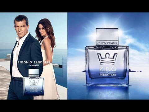 King of Seduction Antonio Banderas Eau de Toilette Perfume Masculino