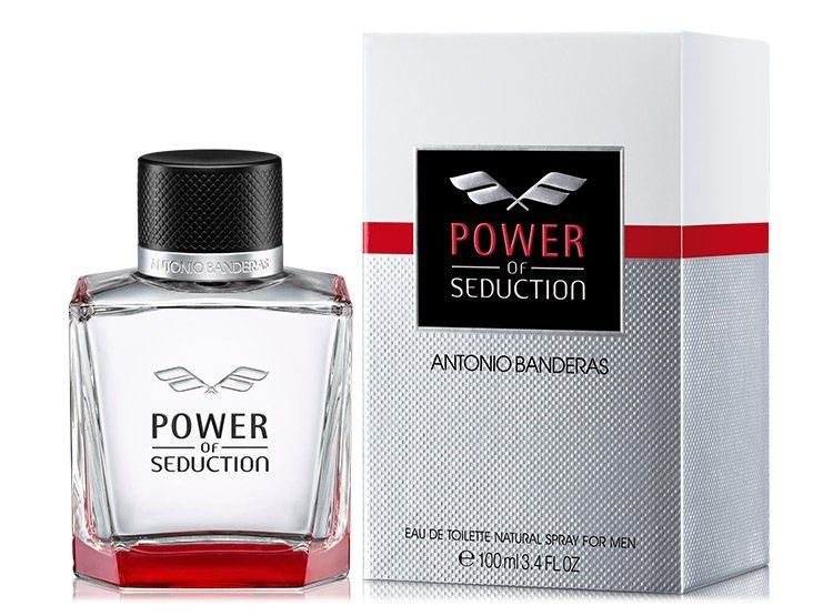 Power Of Seduction Antonio Banderas Eau de Toilette Perfume Masculino
