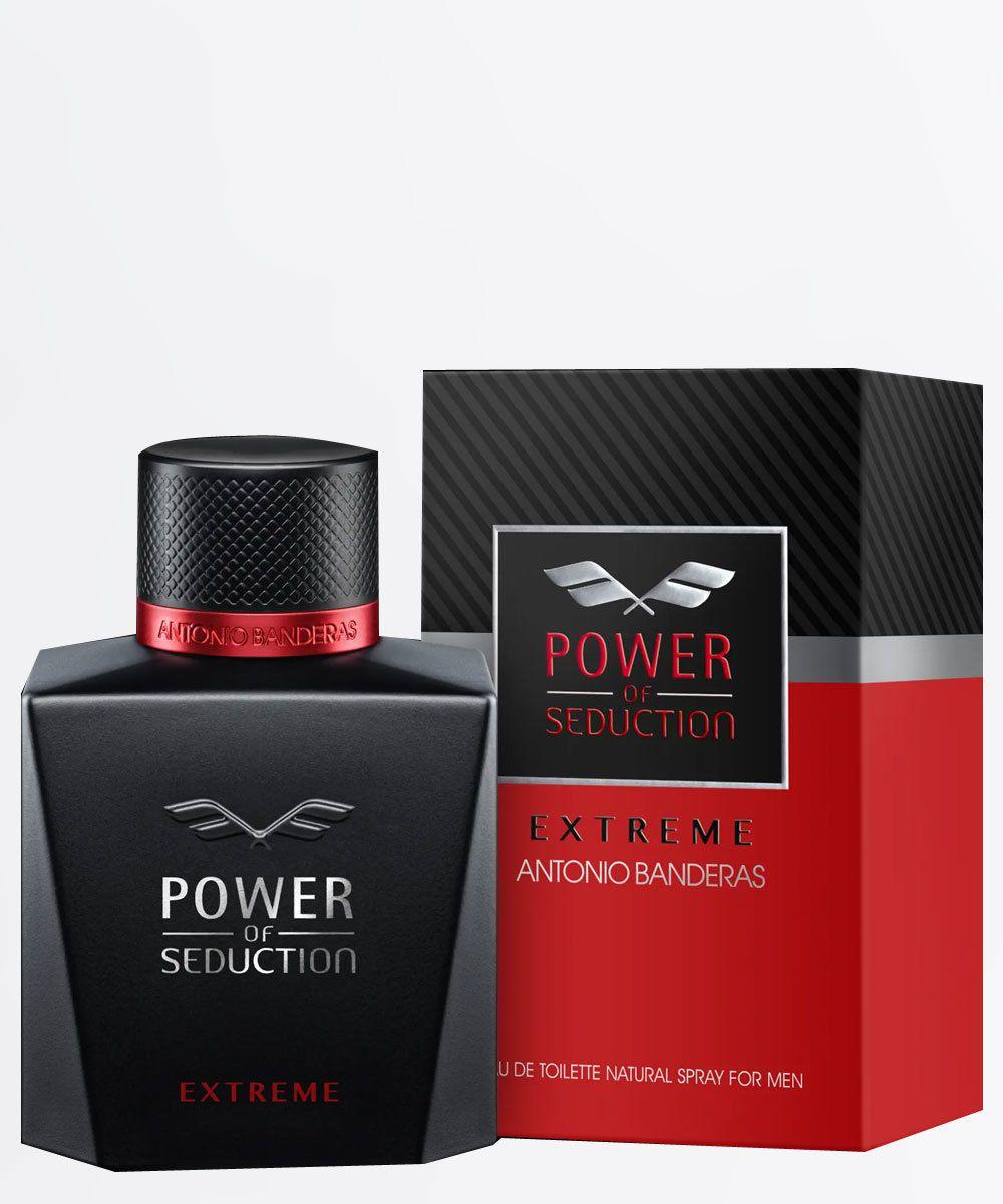 Power Of Seduction Extreme Antonio Banderas Eau de Toilette Perfume Masculino