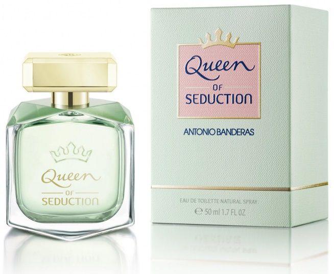 Queen Of Seduction Antonio Banderas Eau de Toilette Perfume Feminino