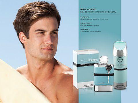 Blue Homme Armaf Eau de Toilette Perfume Masculino