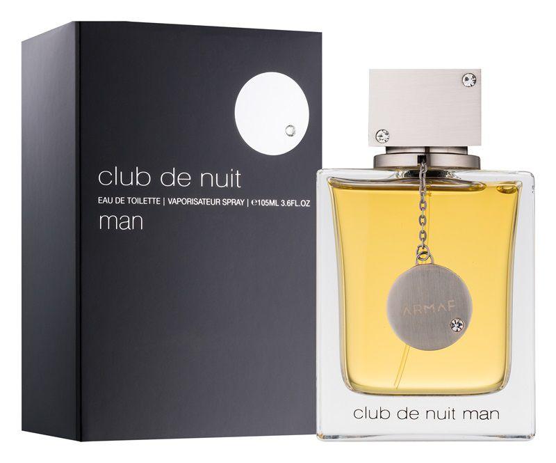 Club de Nuit Armaf Eau de Toilette Perfume Masculino