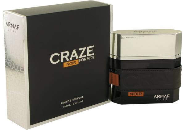 Craze Noir Armaf Eau de Parfum Perfume Masculino
