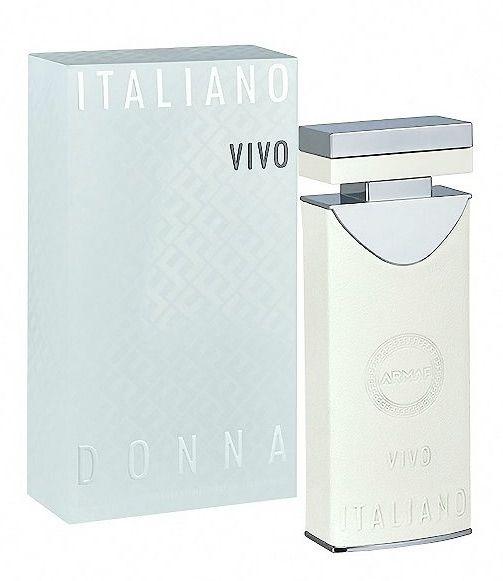 Italiano Donna Vivo Armaf Eau de Parfum Perfume Feminino