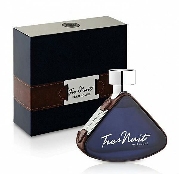 Tres Nuit Armaf Eau de Toilette Perfume Masculino