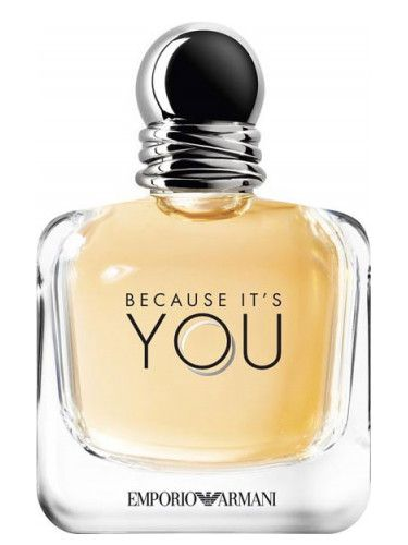 Because It's You Giorgio Armani Eau de Parfum Perfume Feminino