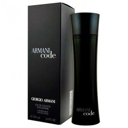 Armani Code Giorgio Armani Eau de Toilette Perfume Masculino