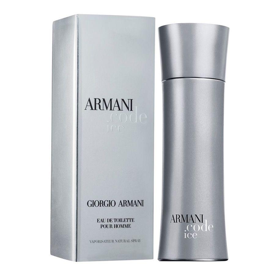 Armani Code Ice Giorgio Armani Eau de Toilette Perfume Masculino