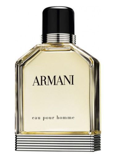 Pour Homme Giorgio Armani Eau de Toilette Perfume Masculino