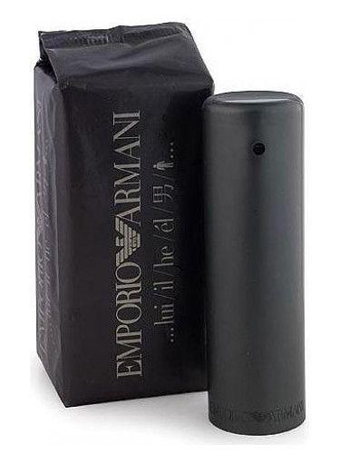 Emporio He Giorgio Armani Eau de Toilette Perfume Masculino