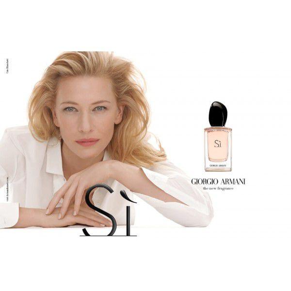 Armani Si Giorgio Armani Eau de Parfum Perfume Feminino