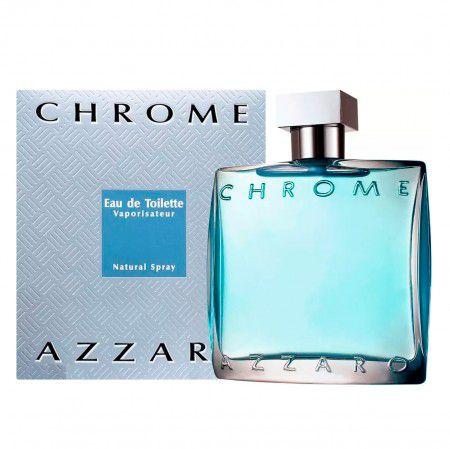 Azzaro Chrome Eau de Toilette Masculino