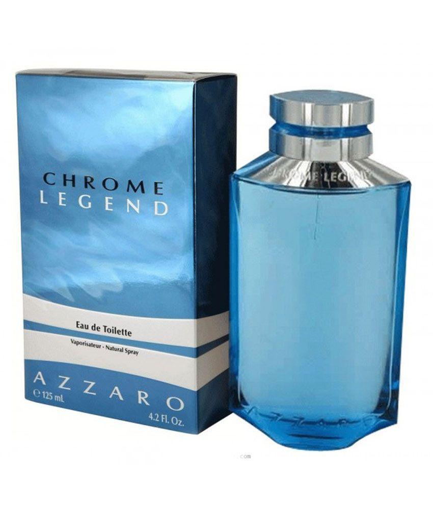 Chrome Legend Azzaro Eau de Toilette Perfume Masculino