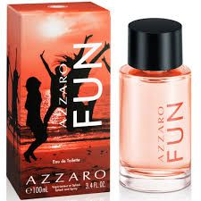 Fun Azzaro Eau de Toilette Perfume Unissex