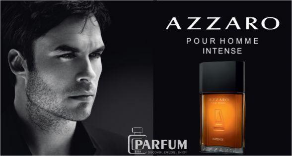 Pour Homme Intense Azzaro Eau de Parfum Perfume Masculino