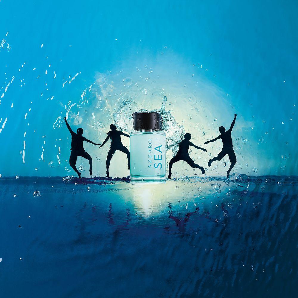Sea Azzaro Eau de Toilette Perfume Unissex