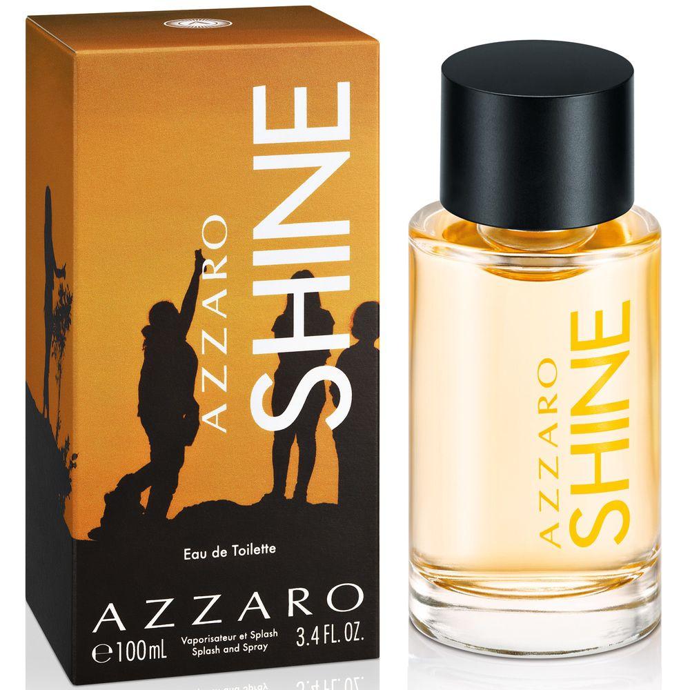 Shine Azzaro Eau de Toilette Perfume Unissex