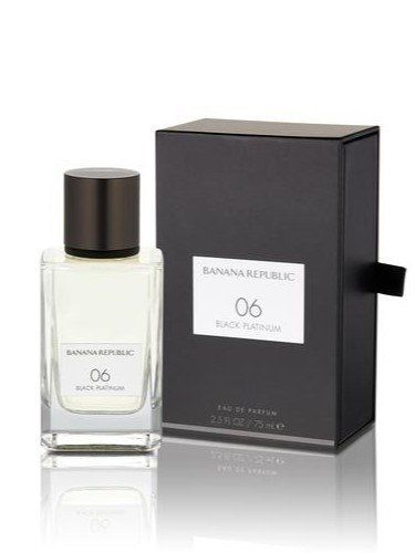 Banana Republic 06 Black Platinum Eau de Parfum Unissex