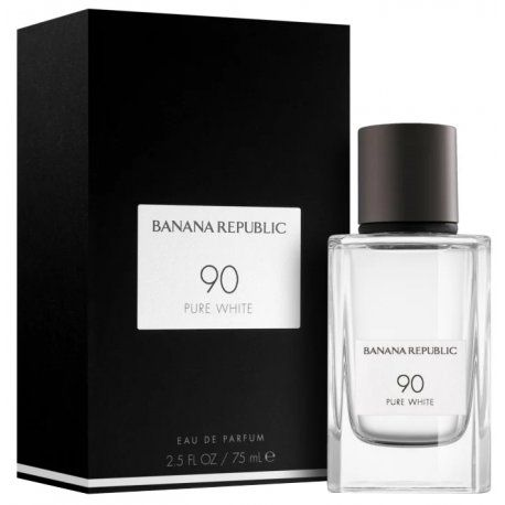 Banana Republic 90 Pure White Eau de Parfum Unissex