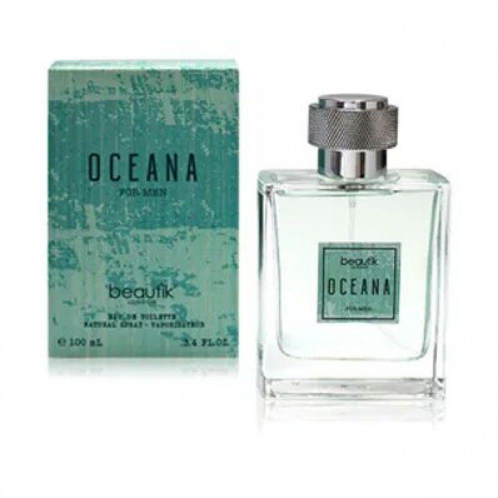 Beautik Oceana For Men Eau de Toilette Masculino