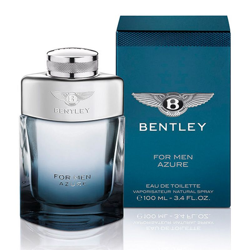 Men Azure Bentley Eau de Toilette Perfume Masculino