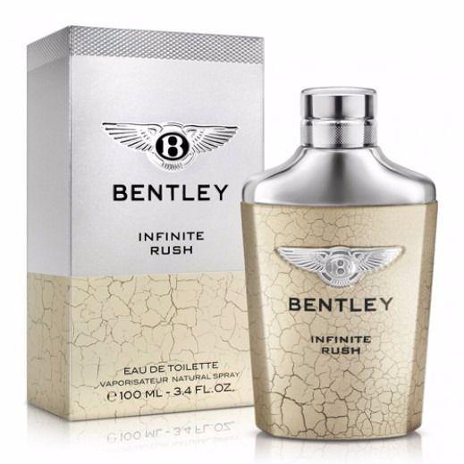 Bentley Infinite Rush Eau de Toilette Masculino