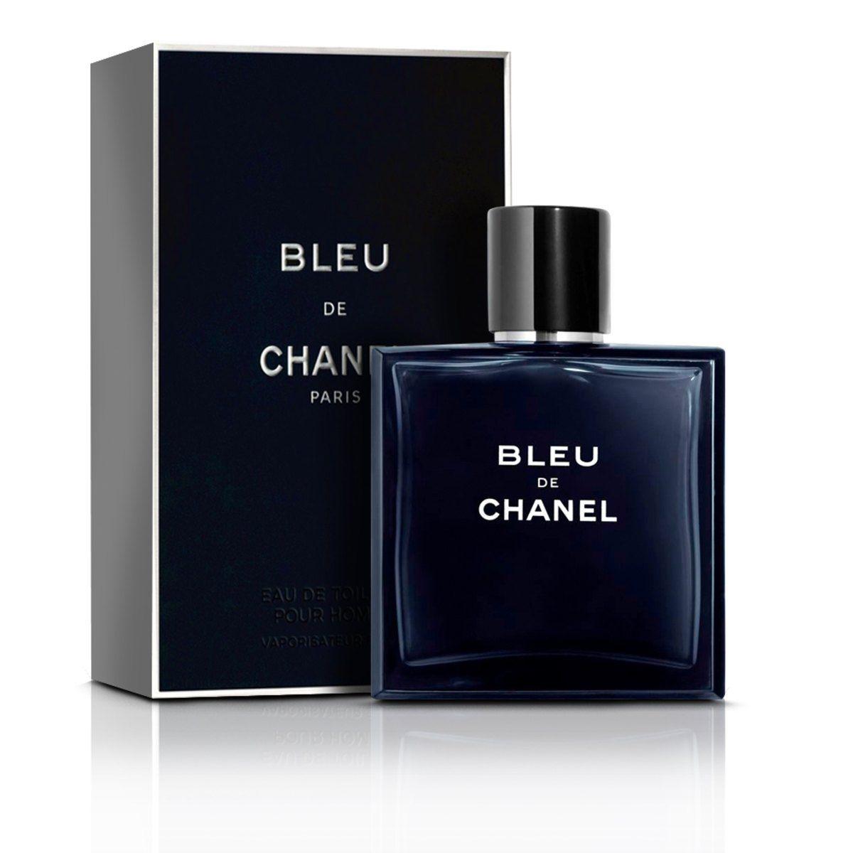 Bleu de Chanel Eau de Toilette Perfume Masculino