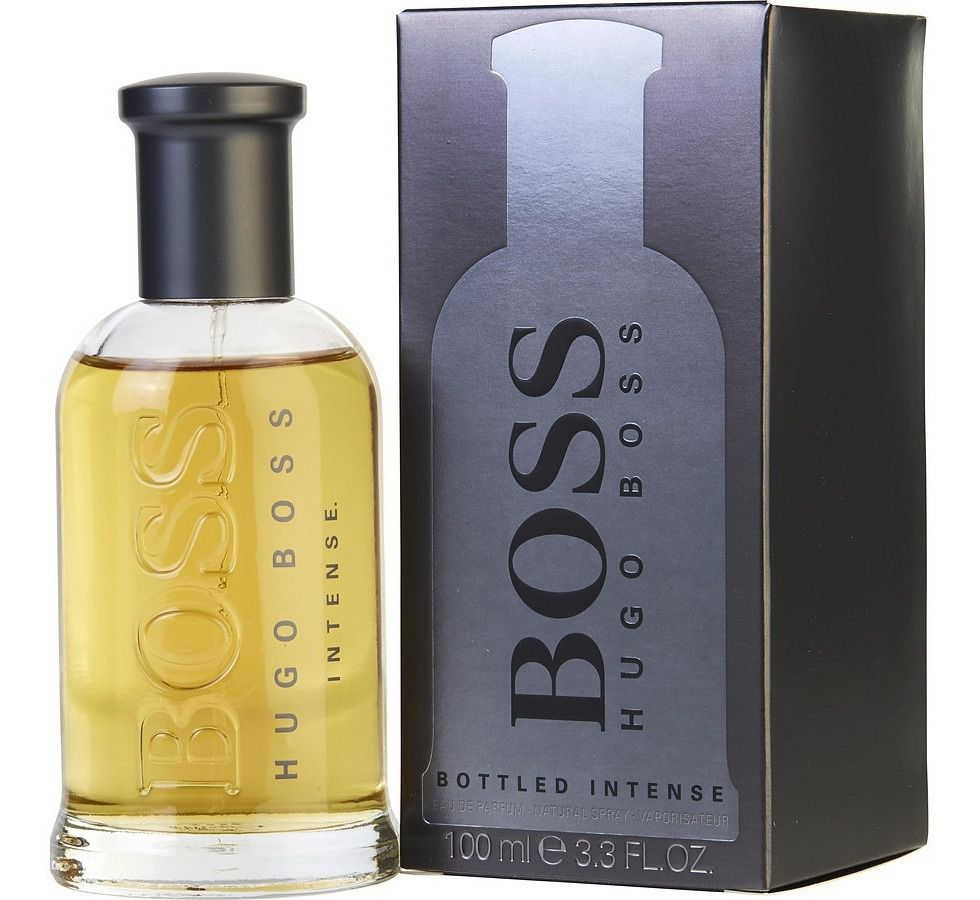 Bottled Intense Hugo Boss Eau de Parfum Perfume Masculino