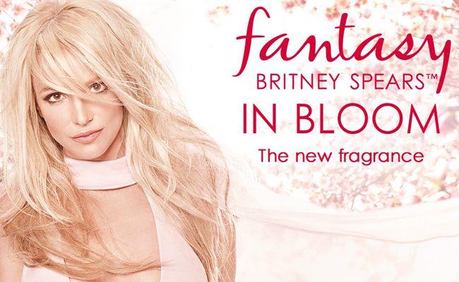 Britney Spears Fantasy In Bloom Eau de Toilette Feminino