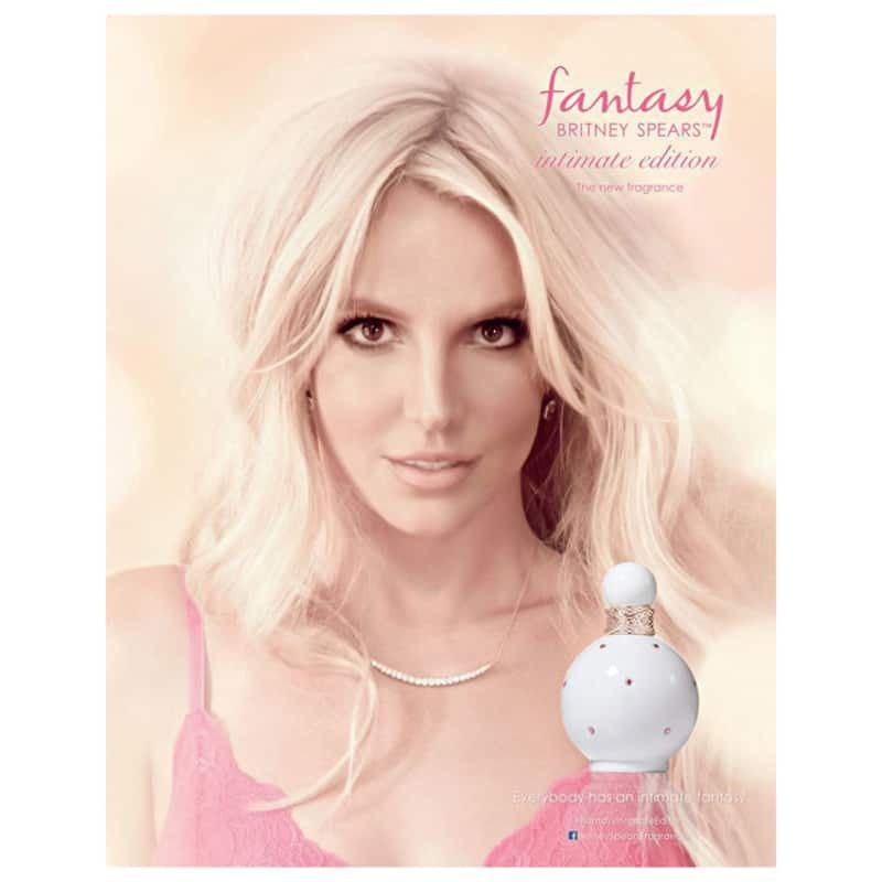Fantasy Intimate Edition Britney Spears Eau de Parfum Perfume Feminino