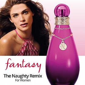 Fantasy The Naughty Remix Britney Spears Eau de Parfum Perfume Feminino