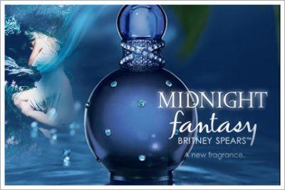 Midnight Britney Spears Eau de Parfum Perfume Feminino