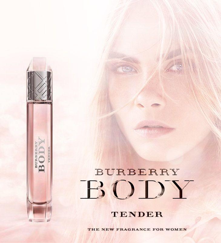 Body Tender Burberry Eau de Toilette Perfume Feminino