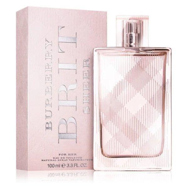 Brit Sheer Burberry Eau de Toilette Perfume Feminino