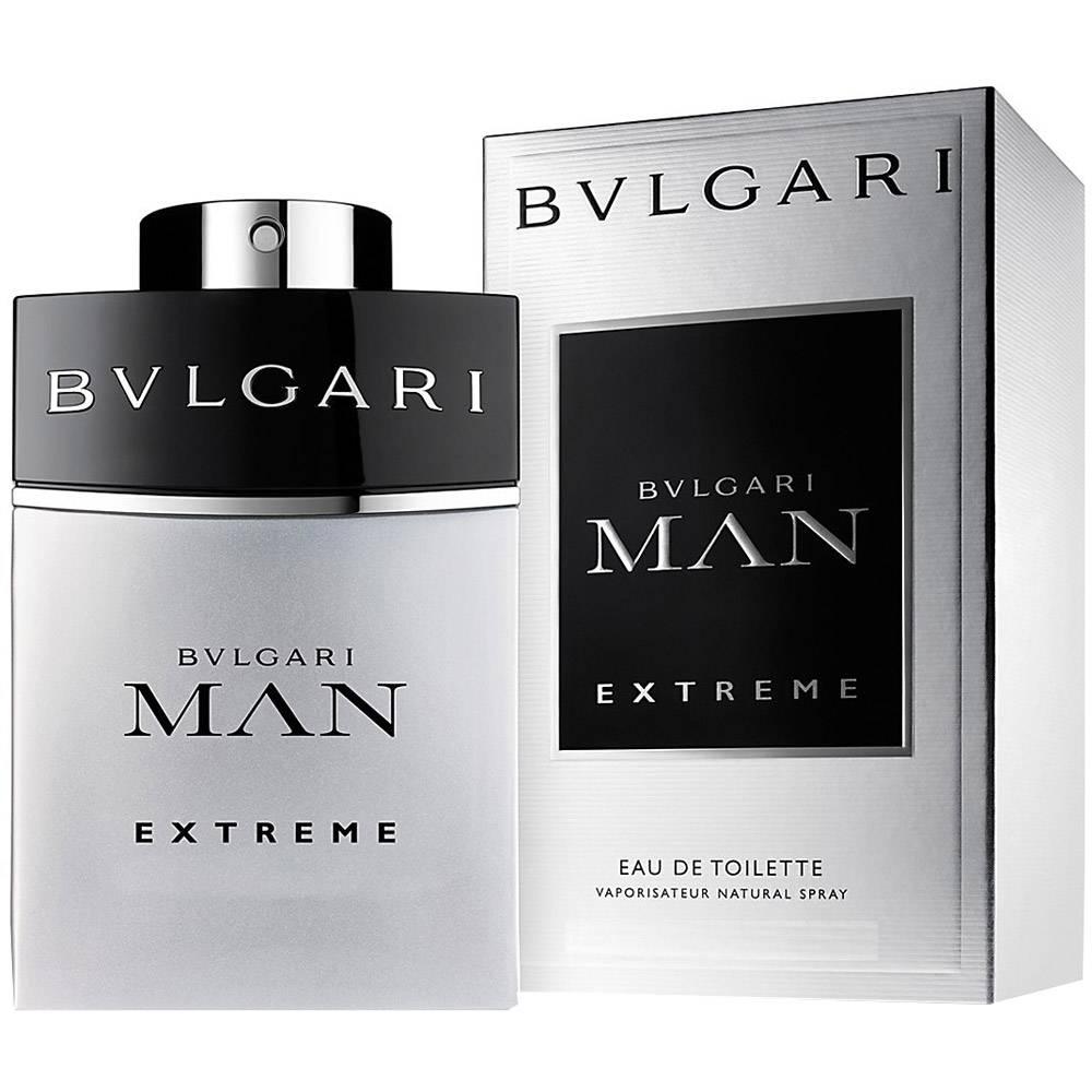 Man Extreme Bvlgari Eau de Toilette Perfume Masculino