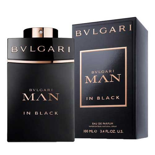 Man In Black Bvlgari Eau de Parfum Perfume Masculino