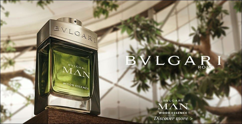 Man Wood Essence Bvlgari Eau de Parfum Perfume Masculino