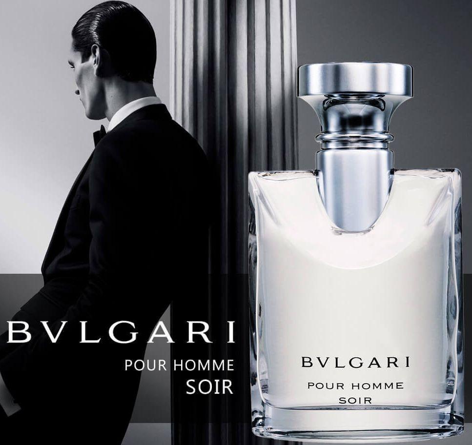 Pour Homme Soir Bvlgari Eau de Toilette Perfume Masculino