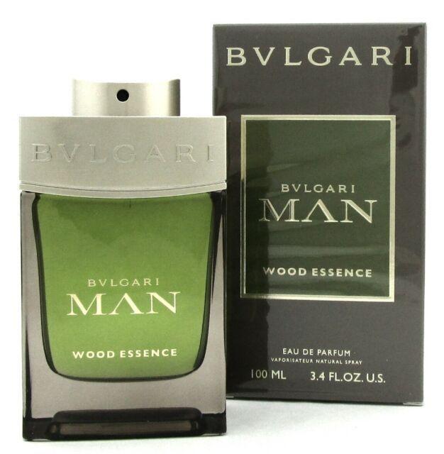 Wood Essence Bvlgari Eau de Parfum Perfume Masculino