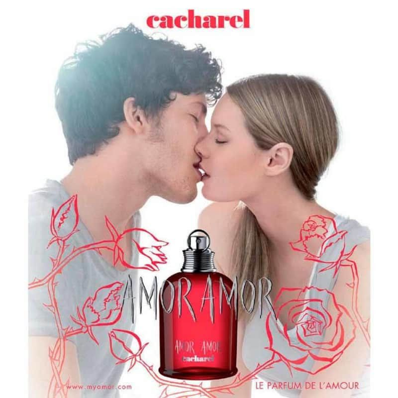 Amor Amor Cacharel Eau de Toilette Perfume Feminino