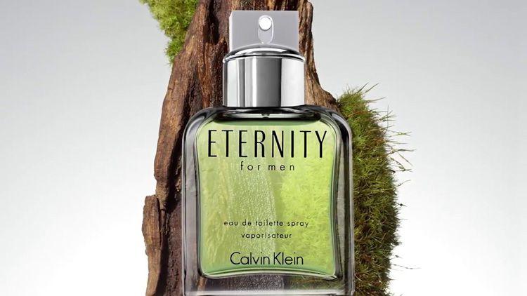 Eternity Calvin Klein Eau de Toilette Perfume Masculino