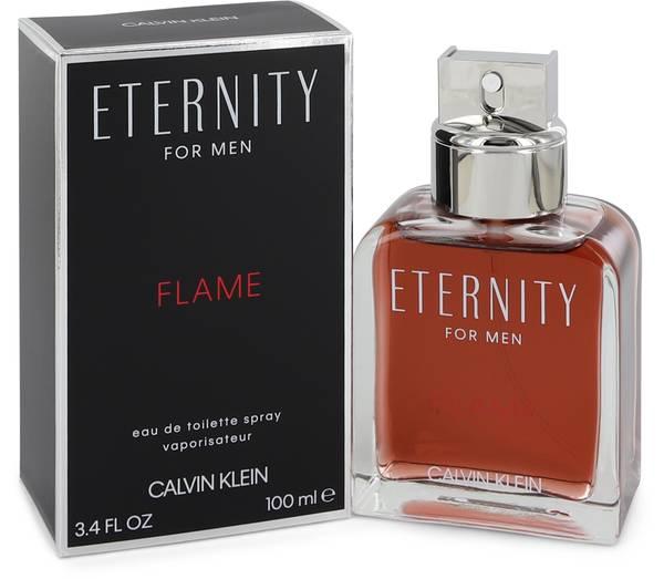 Eternity Flame Calvin Klein Eau de Parfum Perfume Masculino