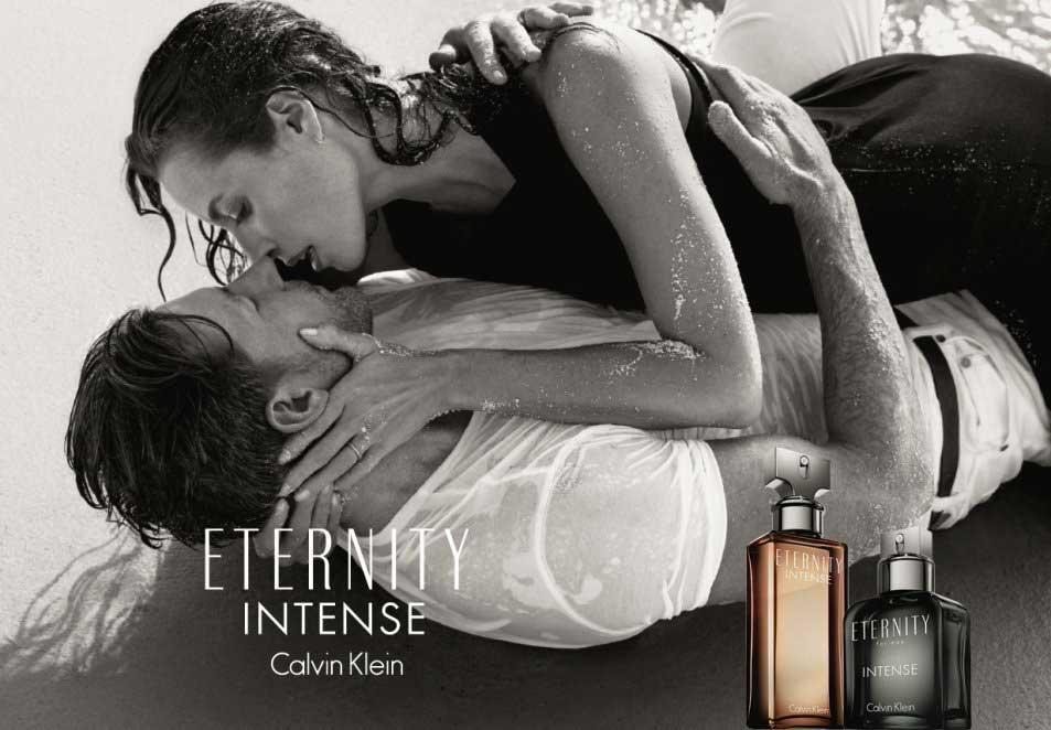 Eternity Intense Calvin Klein Eau de Toilette Perfume Masculino